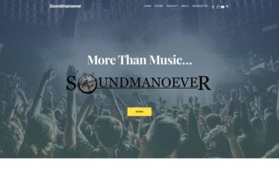 Bildschirmfoto Soundmanoever